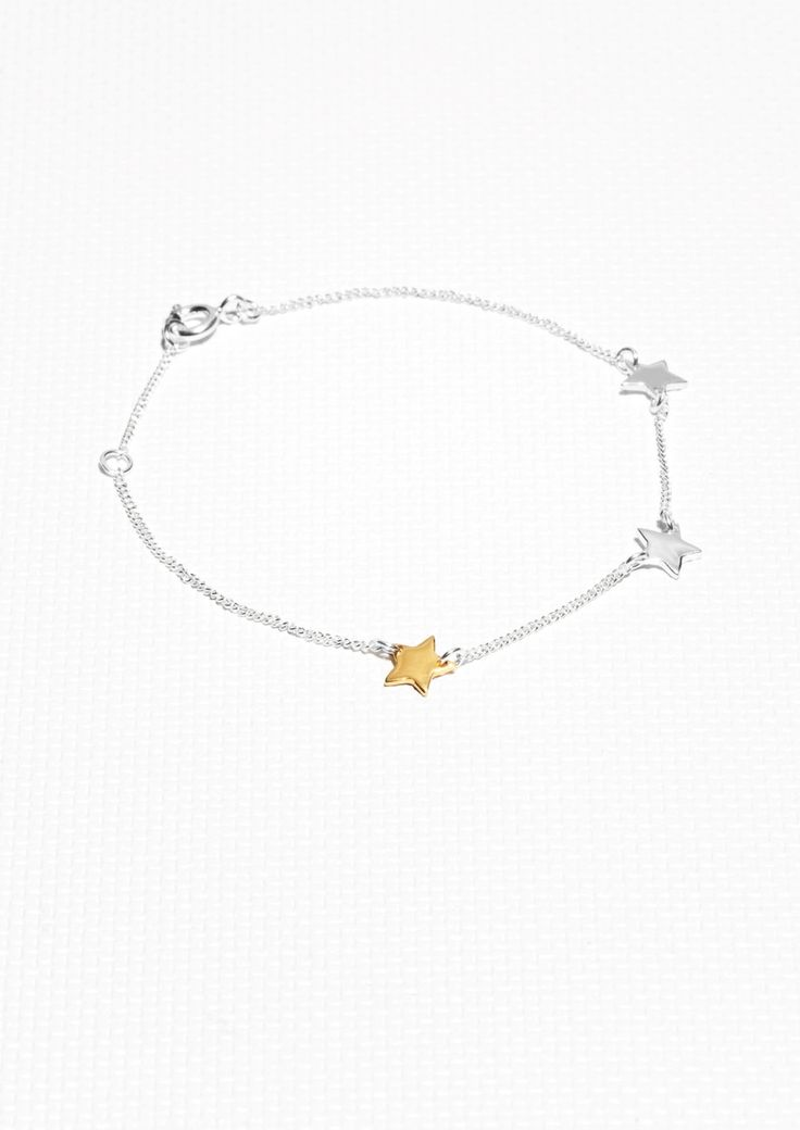 & Other Stories | Rodarte Sterling Silver Star Bracelet