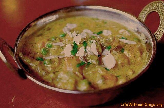 Индийская кухня. Навратан Корма.