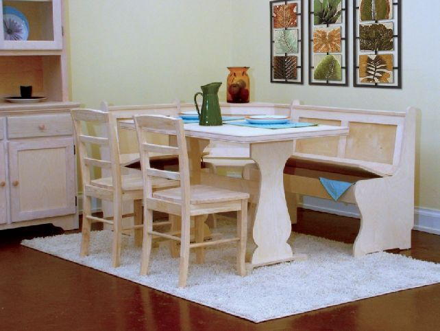corner dining set with bench google search