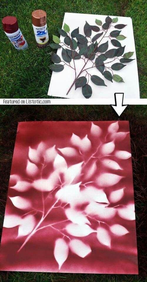 Beautiful craft idea!