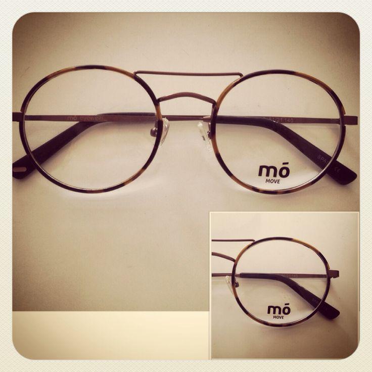 Montura mó eyewear doble puente