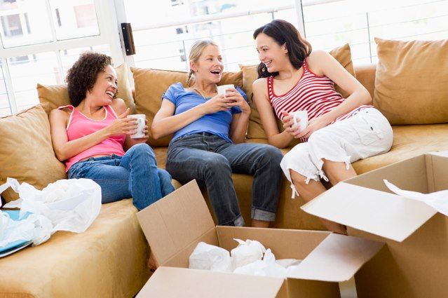 Tips for buying a home with family of friends.