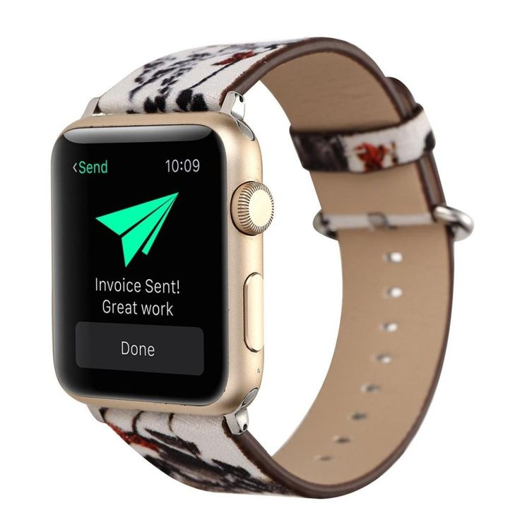 YRD TECH Apple Watch ,landscape Painting Leather Strap Replacement Watch Band For Apple Watch 38mm, (C). Compatible For Apple Smart Watch 1/2,Compatible for Apple Watch 38MM. Suitable wrist 160-225MM. Material: Leather,Genuine leather strap, become soft, make your more wearing more comfortable , Genuine leather strap, make sure that when wear neat and submissive. Contracted design style, with you life contracted and not simple. Quantity:1.