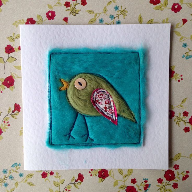 A personal favourite from my Etsy shop https://www.etsy.com/uk/listing/451013354/boho-whimsical-bird-birthday-card