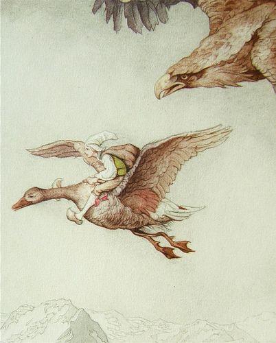 nils holgersson | illustratie: anton pieck