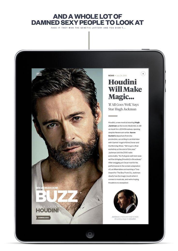 Mobile Design - Article Pages   Abduzeedo Design Inspiration