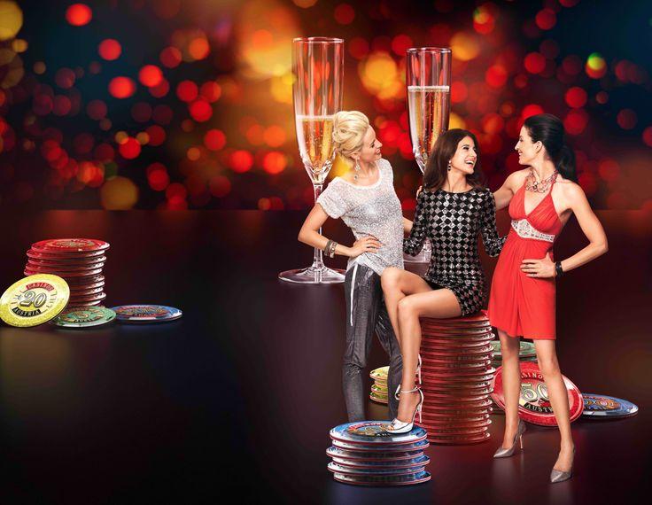 Silvester im Casino Velden