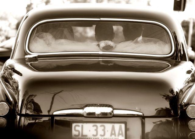 Classic Daimler Majestic Major Limousine www.tictactours.com.au #weddingcarsbrisbane #classiccarhirebrisbane
