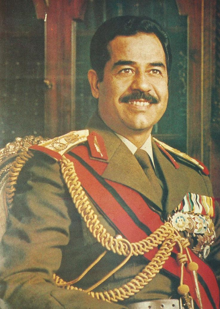saddam hussein The ex-president of iraq had a troubled childhood saddam hussein was born on april 28, 1937, in the village of al-awja, near tikrit, a town just north of the city of baghdad, in central iraq his father, hussein 'abd al-majid, was a peasant sheepherder who by various accounts either died or.