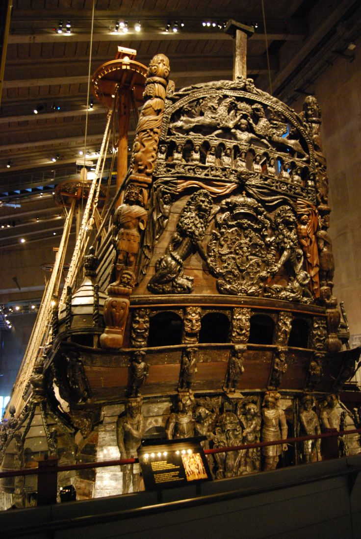 A Moor in  the VASA .. Sweden warship.  Look to the Right of the lion's crest.  Also Check our the figures below the  the lions heads ( five figures),, Interesting for more info got to https://en.wikipedia.org/wiki/Vasa_(ship)