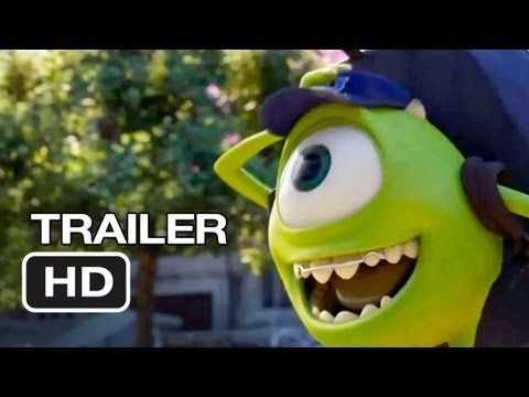 Monsters University NEW Trailer (2013) - Pixar Movie HD http://avaxnews.net/appealing/Summer_2013_Movie_Preview.html