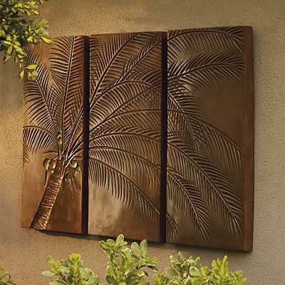 Palm Tree Metal Wall Art 127 best palm tree stuff images on pinterest | palm trees, palms