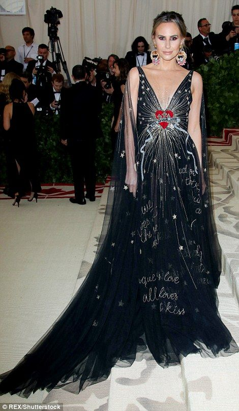 c7aa27a0556 Celebs divide the internet with  crazy  Met Gala outfits
