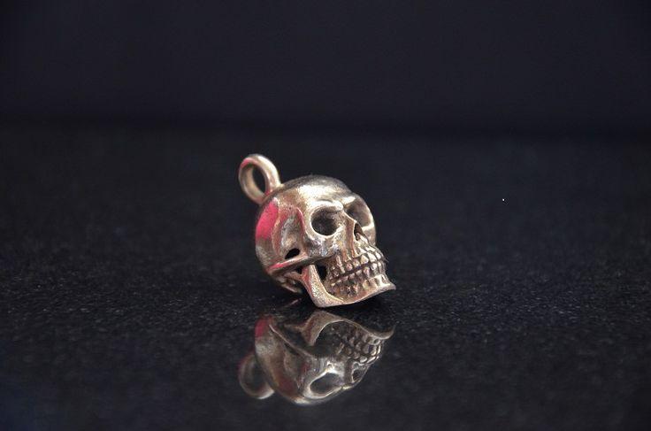 Zahario Bronze Skull