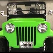 """1987 Jeep Wrangler YJ 4.2L. 6 Cyl. """" restored"""" for sale: photos, technical specifications, description"""