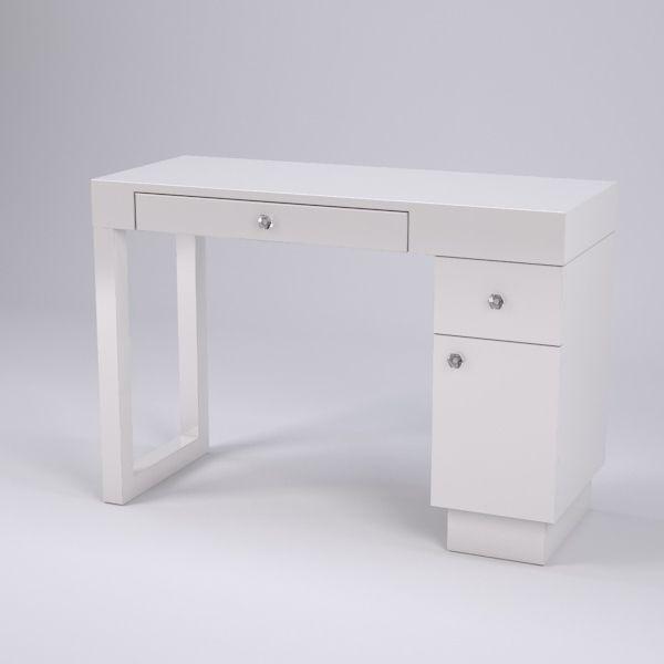 Linea Manicure Table Con Imagenes Diseno De Salon De Unas Salon De Unas