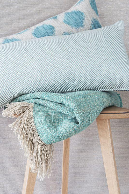 Toiles de Mayenne – Tisseur & Éditeur depuis 1806 #interior #design #fabric #colour