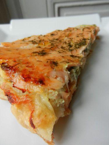 Tatin saumon