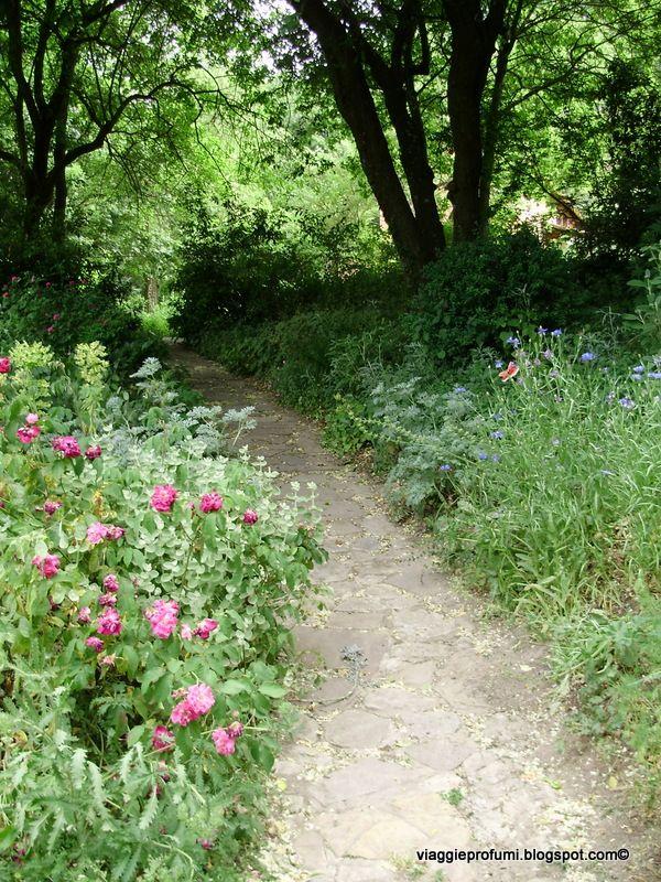 Casoncello's Garden in Loiano, close to Bologna