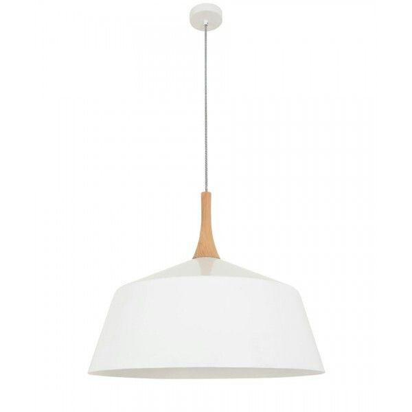Pendant Light for over Dining Table - Husk in 550mm size from Beacon Lighting