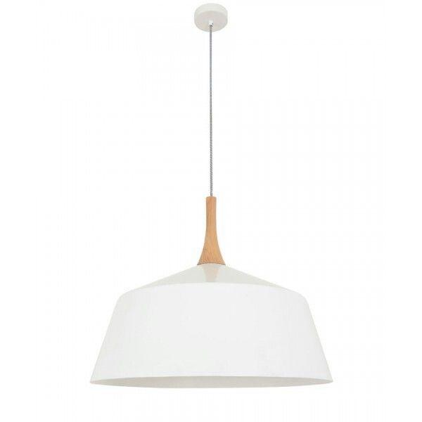 Pendant Light for over Dining Table - Husk in 550mm size from Beacon Lighting
