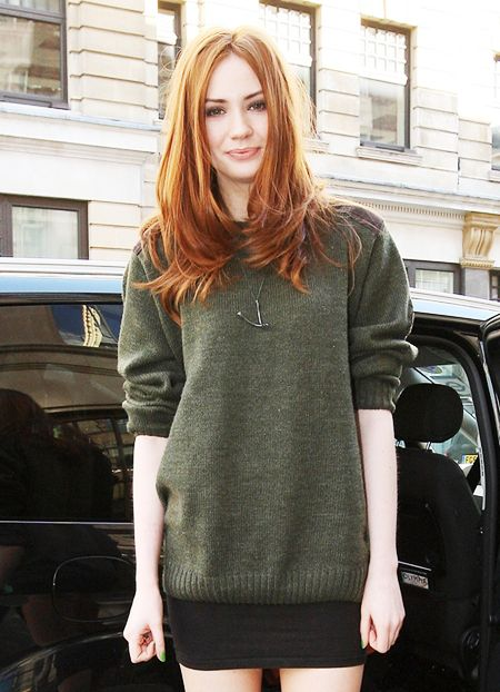 Beautiful Redhead Girl ➳❤  ⊱ℳℬ⊰ http://a.pinshopway.com/sexypins/shaggy/