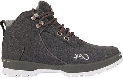 [NEU] k1x h1ke mk9 Te GRAU / WEISS Herrenschuhe Sneaker