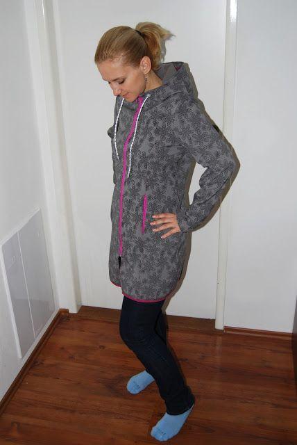 Softshell coat