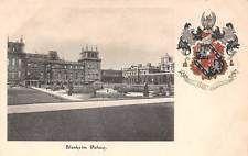 Blenheim Palace Garden Palais