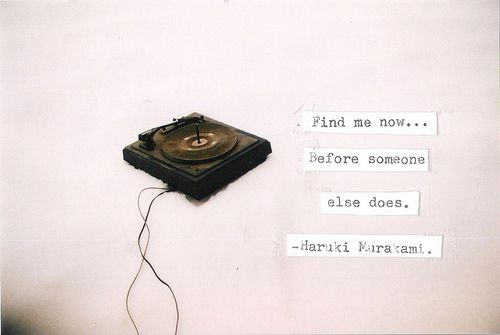 find me now... before someone else does.