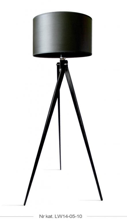 165cm 400zl Lampa podłogowa stojąca Lampka sztalugowa trójnóg
