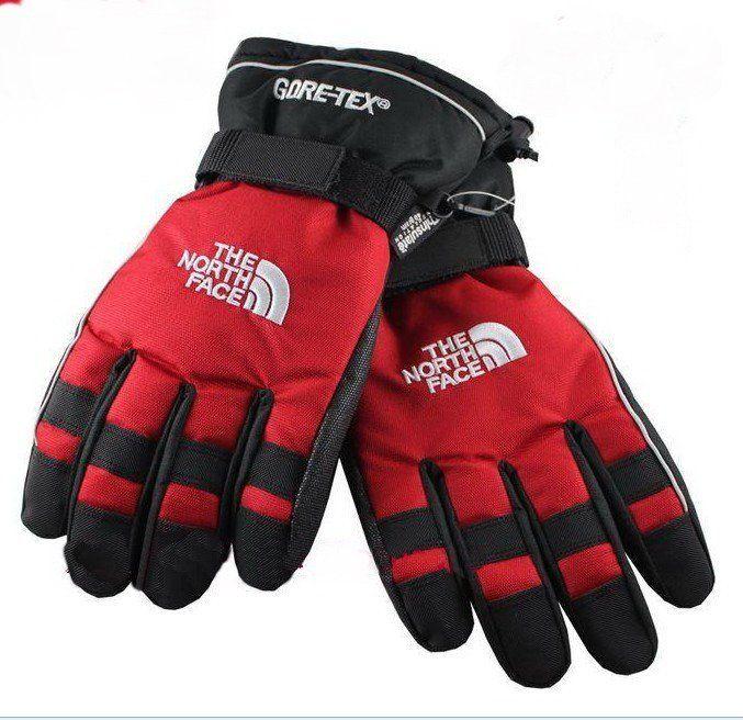 Wholesale Men's skiing gloves, winter sports skiing gloves Warm winter motorcycle gloves
