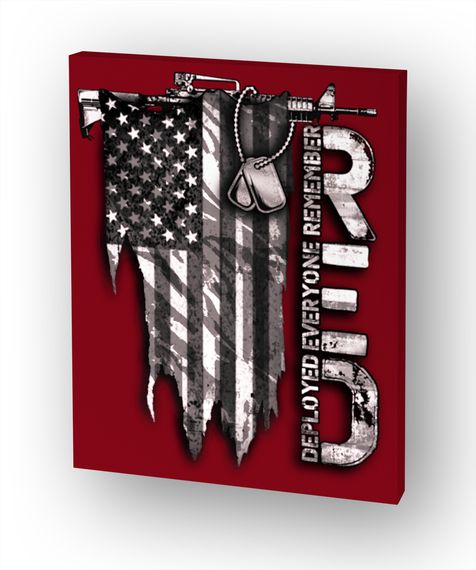 Discover 24x30 Canvas: R.E.D Distressed Flag T-Shirt from Red Friday Best Sellers, a custom product made just for you by Teespring. With world-class production and customer support, your satisfaction is guaranteed.