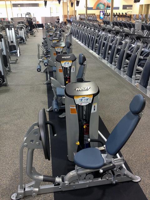 24 Hour Fitness- Rohnert Park, CA