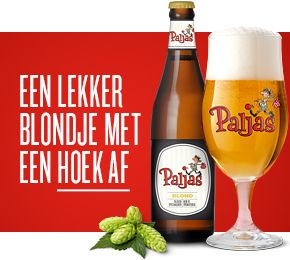 Brouwerij Henricus - Paljas (een lekker blondje met een hoek af)