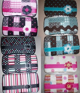 Sew Dang Cute Crafts: Diaper Wipes Case Tutorial... Perfect to add to