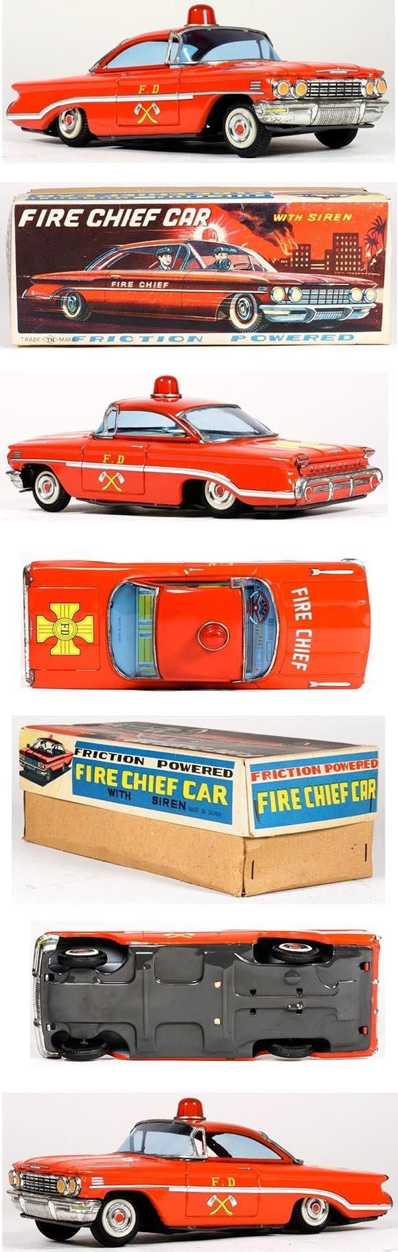 1960 Oldsmobile Fire Chief