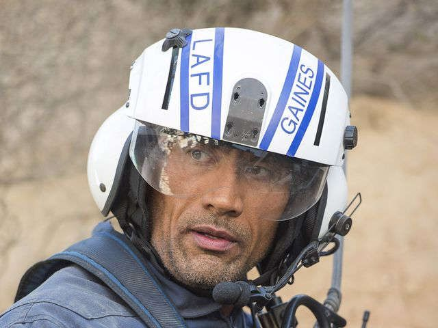 Johnson, 'San Andreas' rock the box office