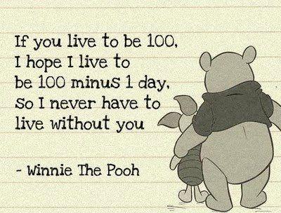 I've always loved Pooh...he's so amazing!