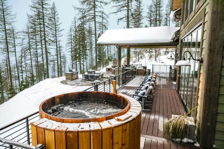 Discover HGTV Dream Home 2019 Covered in Snow | HG…