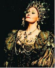Joan Sutherland (1926–2010) was one of the world's most famous soprano opera singers
