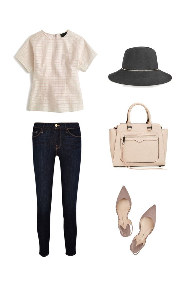 What To Wear In Milan Italy Casual Outfit With Denim And