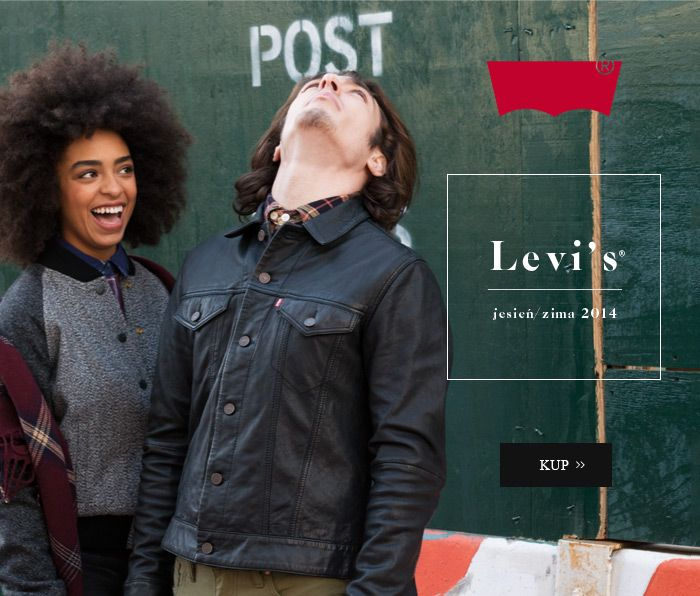 #brand #brandpl #newcollection #newarrivals #new #newproduct #fallwinter14 #autumnwinter14 #aw14 #fw14 #winter #autumn #online #store #onlinestore #levis #leviscollection #levisarrivals