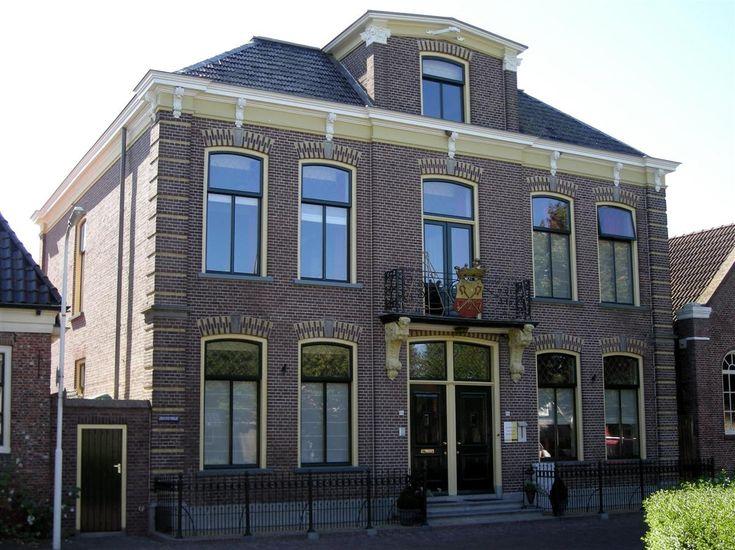 Stadhuis van Stavoren in Stavoren   Monument - Rijksmonumenten.nl