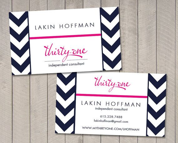 22 best cute owl business cards images on pinterest visit cards thirty one chevron business card printable by vintage sweet designs colourmoves