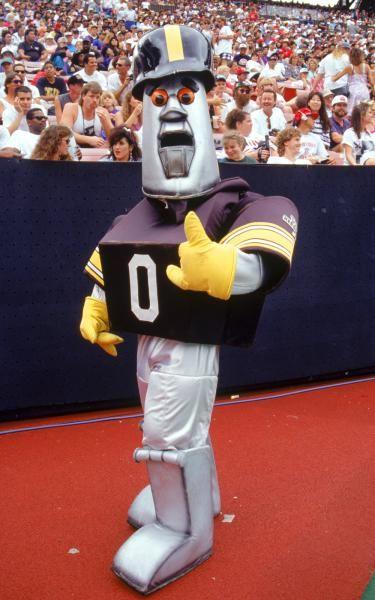 Pittsburgh Steelers mascot