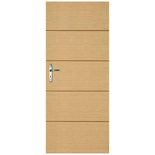 Skrzydło drzwiowe bezprzylgowe fornirowane Galeria Natura 20 - Drzwi i skrzydła drzwiowe - Drzwi Wewnętrzne - Drzwi i Podłogi VOX