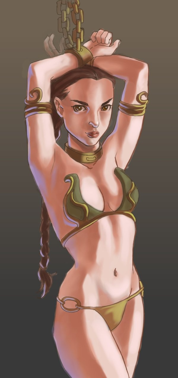 17 Best images about Slave Leia on Pinterest | Scott ...
