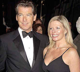 Σοκ! Πέθανε η κόρη του Pierce Brosnan!