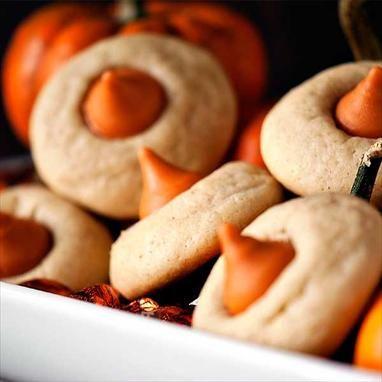 Chai Pumpkin Spice Thumbprints
